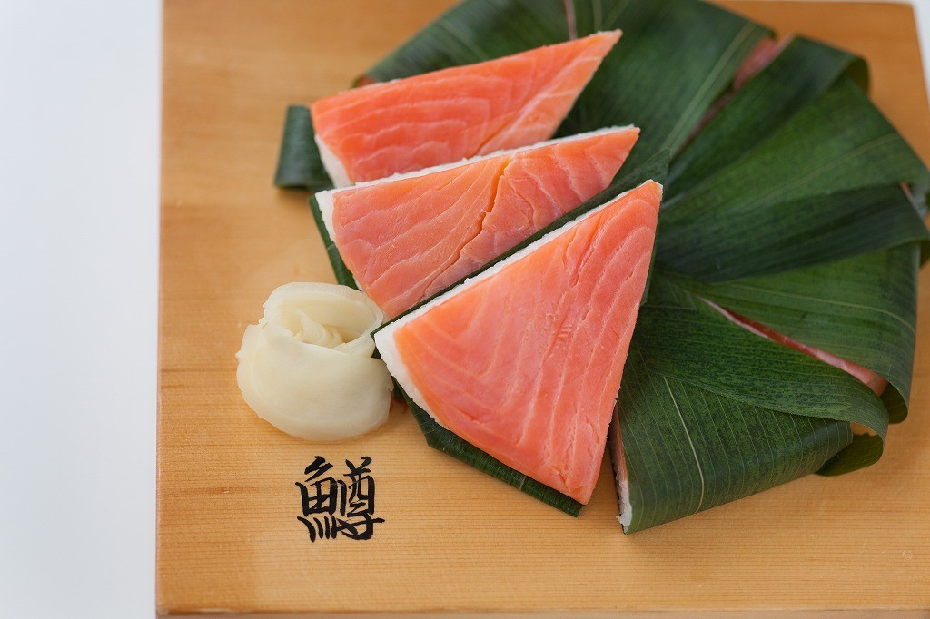 【写真①】鱒寿司写真候補②